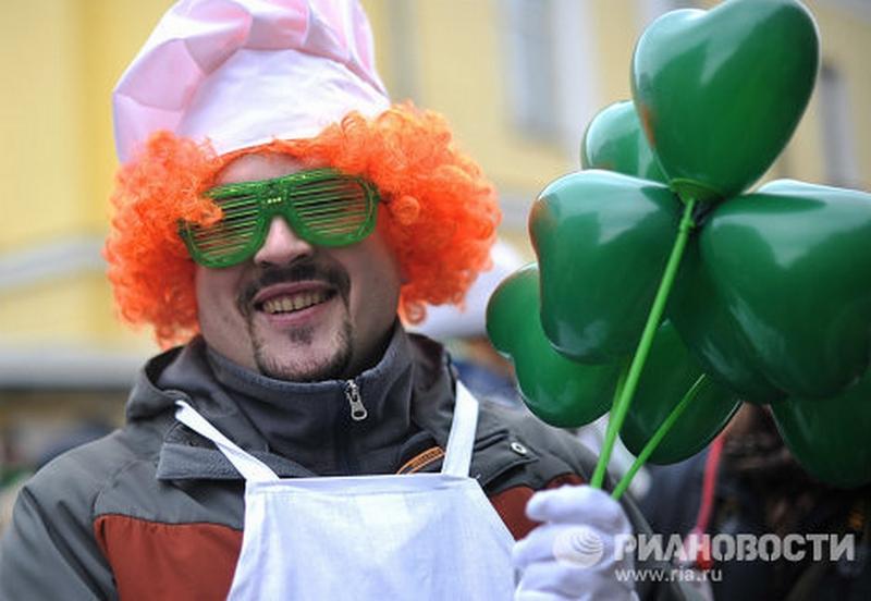 Happy St. Patrick's Day... La_sai10