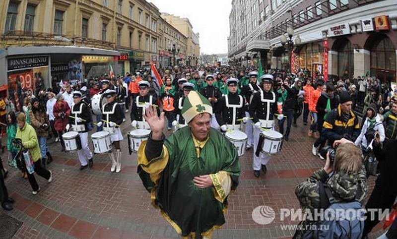 Happy St. Patrick's Day... La_sai12