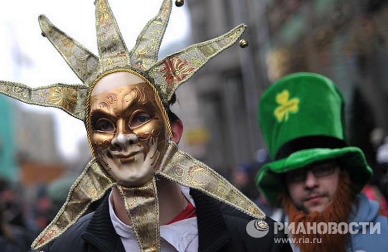Happy St. Patrick's Day... La_sai13