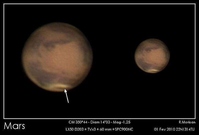 EVENEMENTS AUTOUR DE L'ASTRONOMIE - Page 2 Mars2_15