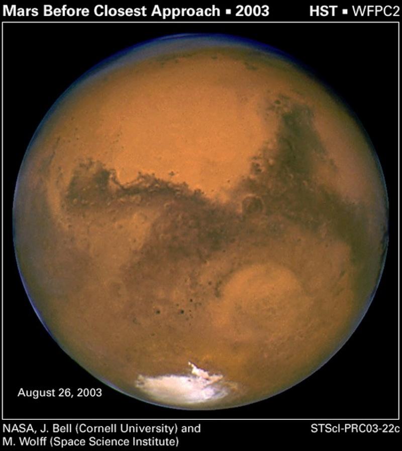 EVENEMENTS AUTOUR DE L'ASTRONOMIE Mars_012