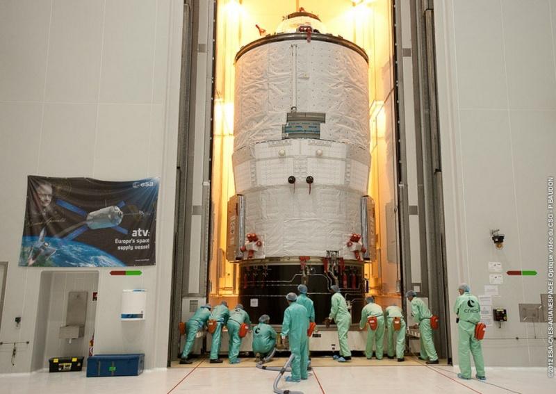 LES RDV & MISSIONS avec L'ISS - Page 4 Misecu10