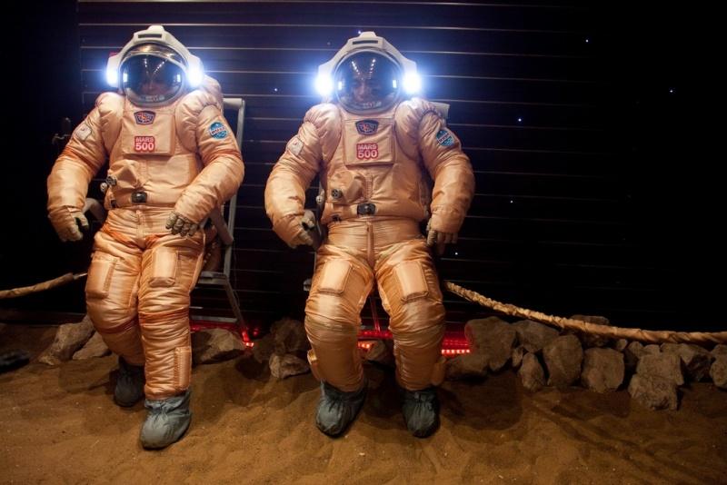 Mars 500, l'aventure... Missio11