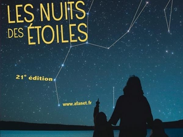 EVENEMENTS AUTOUR DE L'ASTRONOMIE Nuit2010