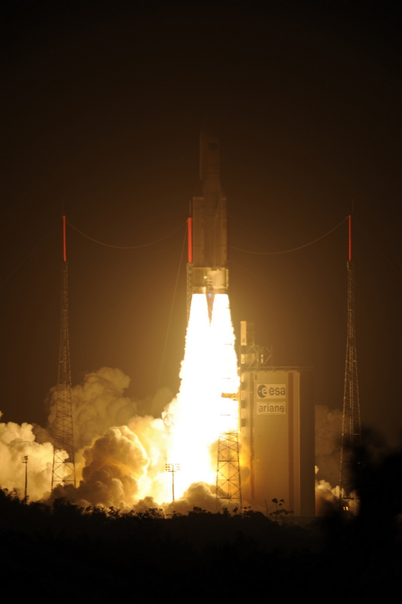 Les Tirs d'ARIANE 5... - Page 3 Photo310