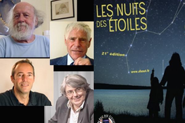 EVENEMENTS AUTOUR DE L'ASTRONOMIE Podcas10