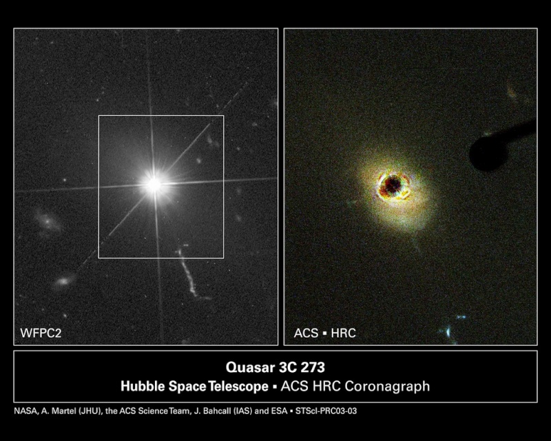 Quoi de neuf sur ''notre'' Univers... - Page 3 Quasar13