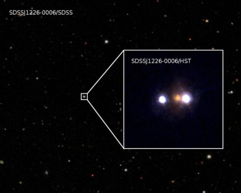 Quoi de neuf sur ''notre'' Univers... - Page 3 Quasar15