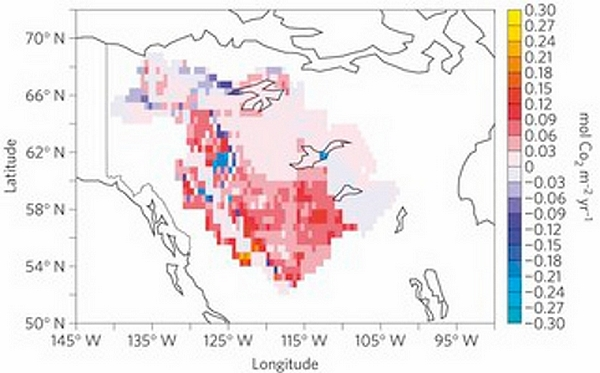 Les impacts positifs et négatifs du réchauffement climatique… Repart10