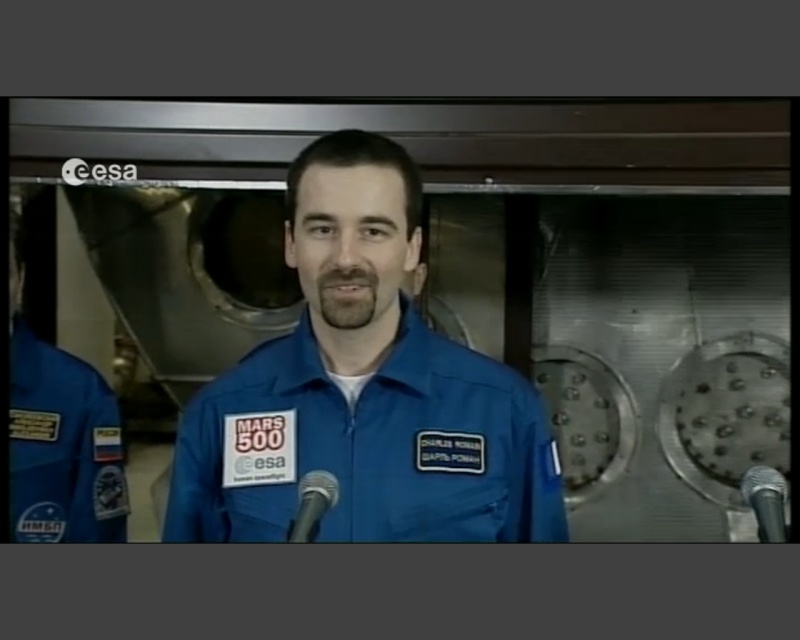 Mars 500, l'aventure... Rtema519