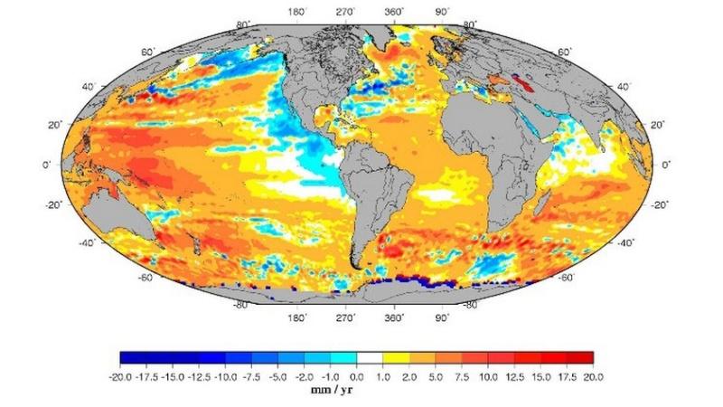 Les impacts positifs et négatifs du réchauffement climatique… Rtema568