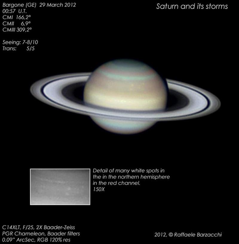 EVENEMENTS AUTOUR DE L'ASTRONOMIE - Page 2 Saturn13