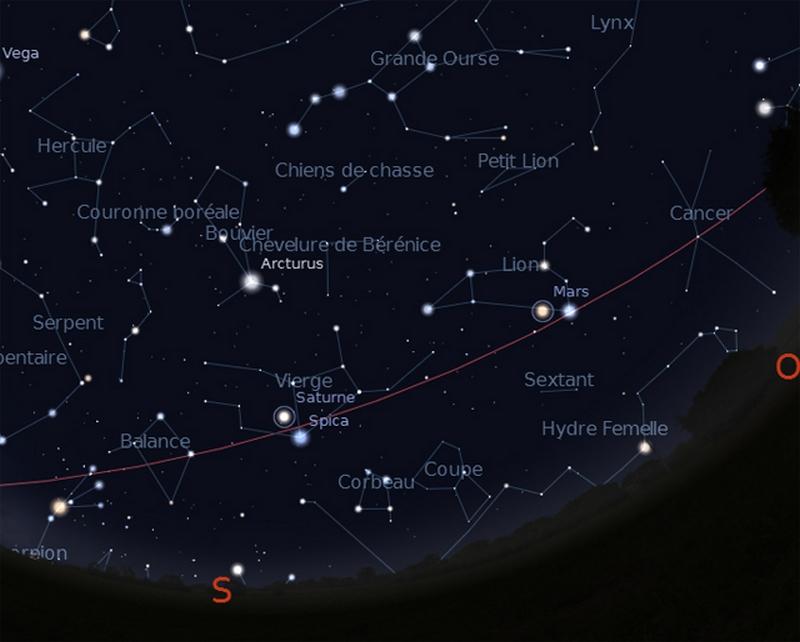 EVENEMENTS AUTOUR DE L'ASTRONOMIE - Page 2 Saturn14