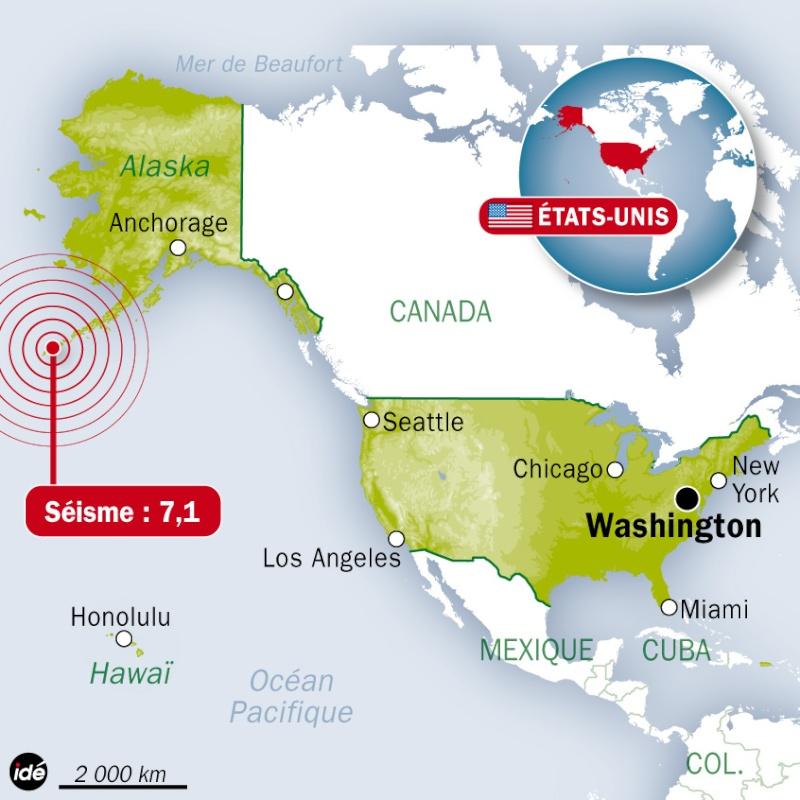Les Alertes aux Colères de la terre... - Page 2 Seisme12