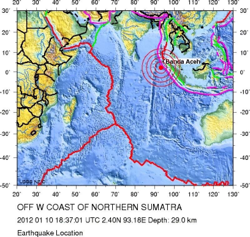 Les Alertes aux Colères de la terre... - Page 2 Seisme15
