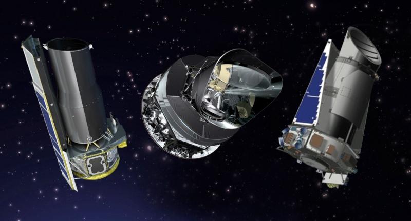 Télescopes, Radiotélescopes d'aujourd'hui et de demain... - Page 3 Spitze10