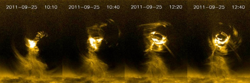 SDO (Solar Dynamic Observatory) OBSERVE LE SOLEIL ... - Page 2 Tornad11