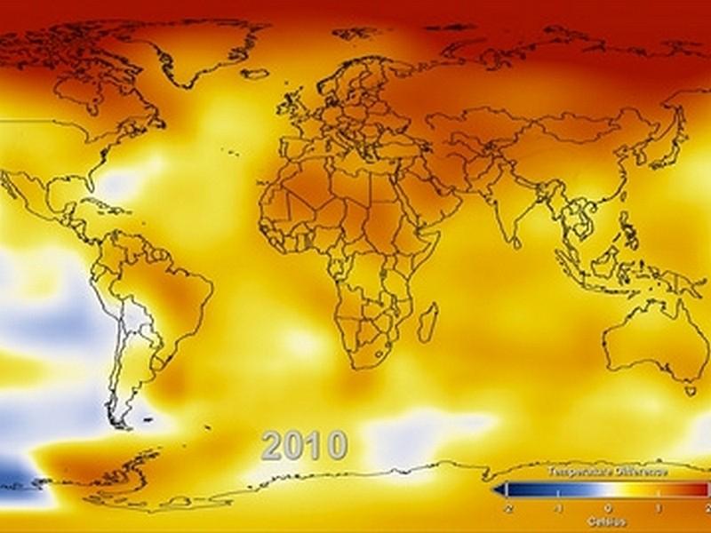 Les impacts positifs et négatifs du réchauffement climatique… Warmes10