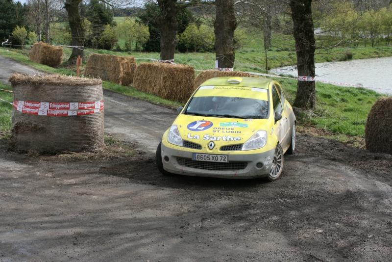 Photos du Rallye de Lohéac 2008 Rallye33