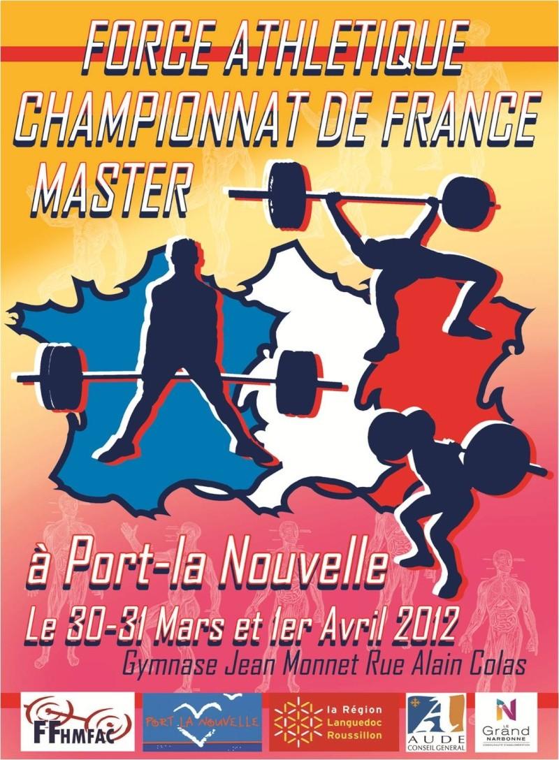 france - championnat de france F A Affich13