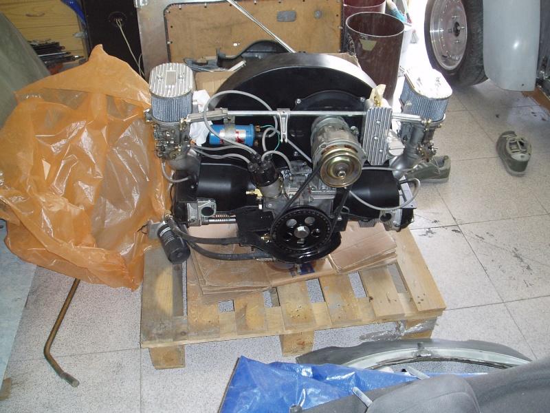 cox 1200cc de 73 ( dpt 66 ) Moteur11