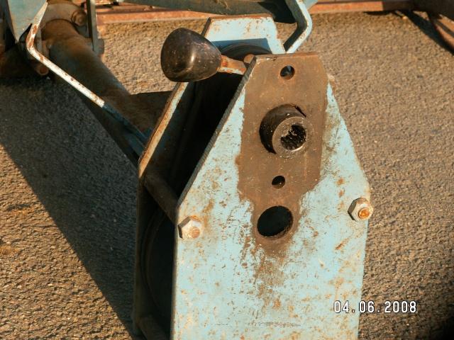 2000 - Barre de coupe sur Staub 2000 06060812