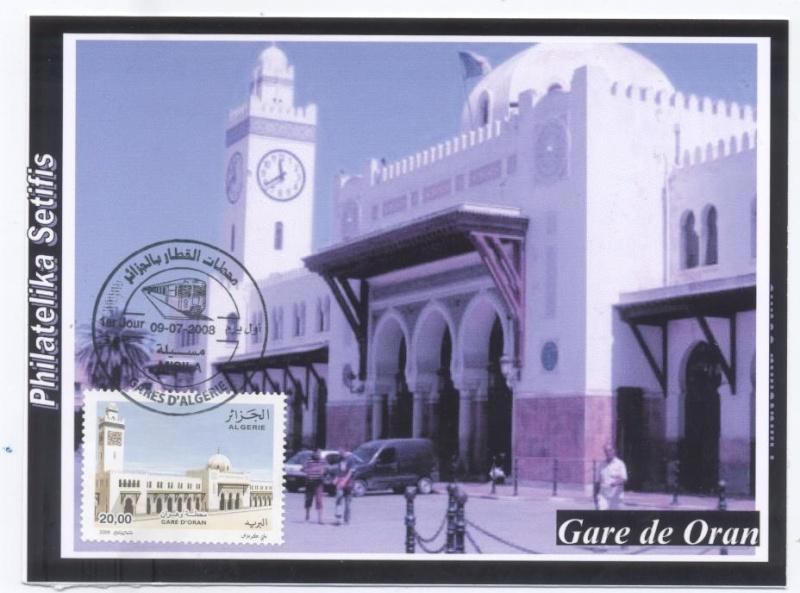 """Emission """"Gares d'Algérie"""" du 09 Juillet - Page 2 Carte_10"""
