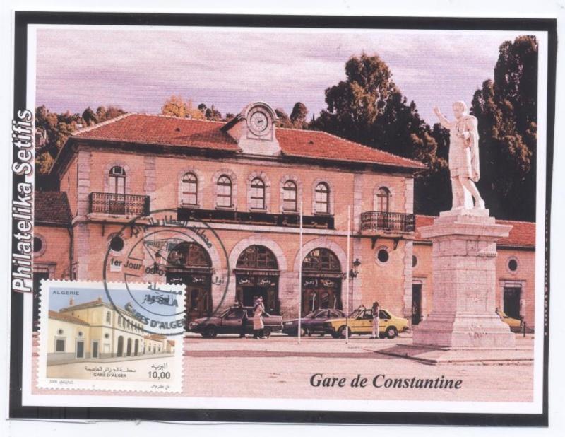 """Emission """"Gares d'Algérie"""" du 09 Juillet - Page 2 Gare_d17"""