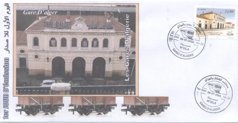 """Emission """"Gares d'Algérie"""" du 09 Juillet - Page 2 Gare_d18"""