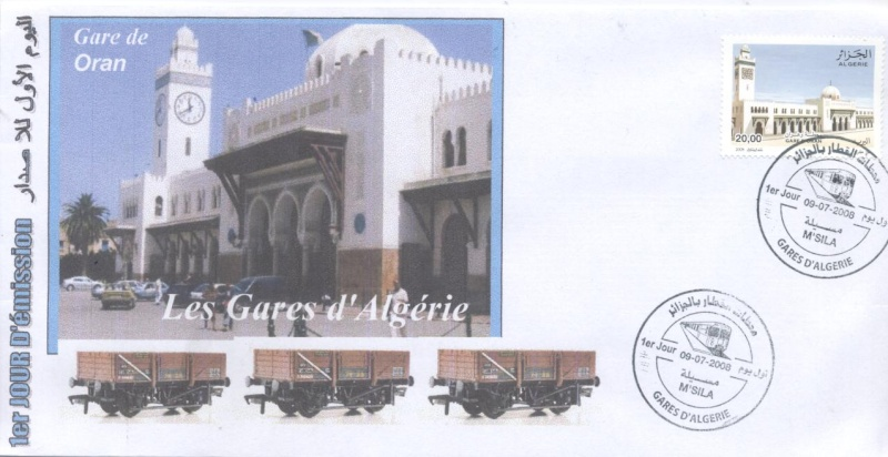 """Emission """"Gares d'Algérie"""" du 09 Juillet - Page 2 Gare_d19"""