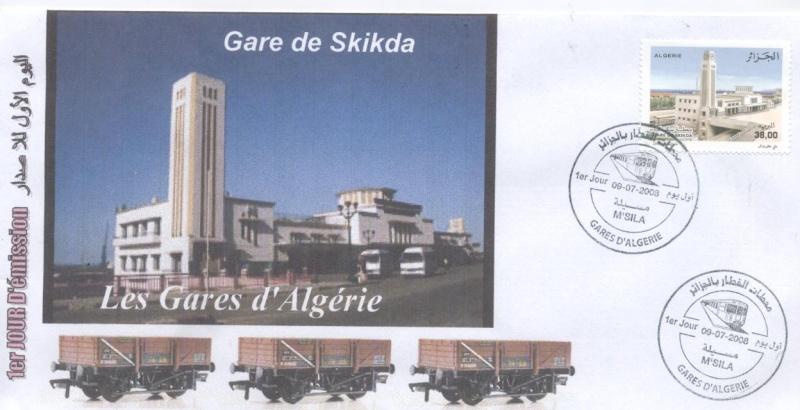 """Emission """"Gares d'Algérie"""" du 09 Juillet - Page 2 Gare_d20"""