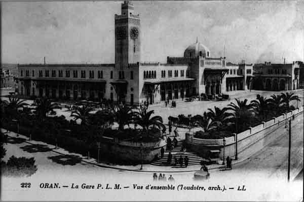 """Emission """"Gares d'Algérie"""" du 09 Juillet Gare_o11"""