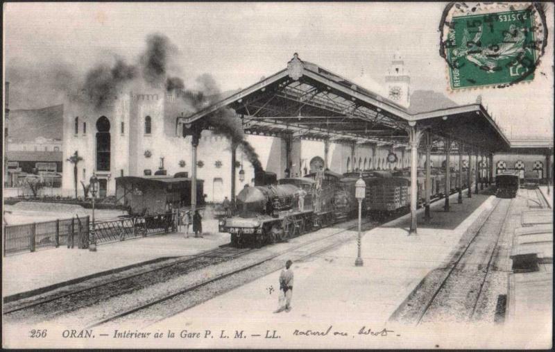 "Emission ""Gares d'Algérie"" du 09 Juillet Oran2510"