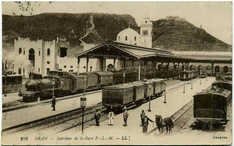 """Emission """"Gares d'Algérie"""" du 09 Juillet Oran_i10"""