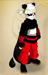 Pandadikaze