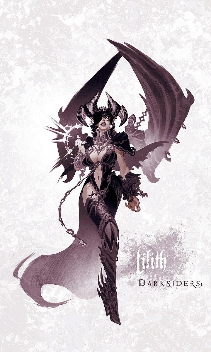 Darksiders II Lilith10