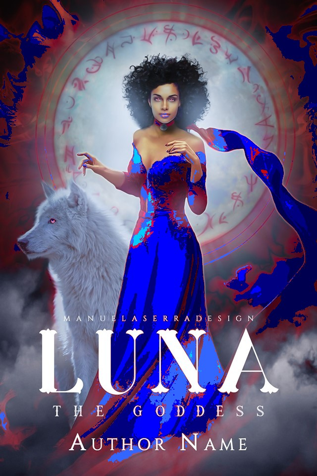 AT homoromance, sur base d'une couverture de livre (comme la roulette russe) Luna-012