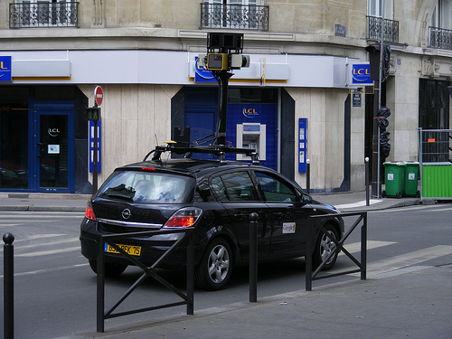 StreetView en Europe ? Google10