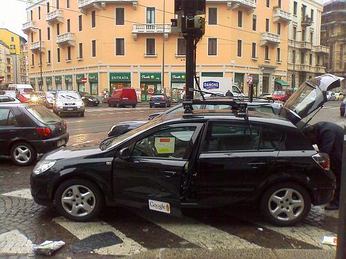 StreetView en Europe ? Street10