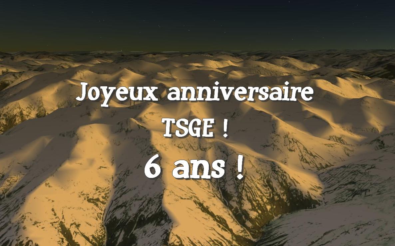 Les 6 ans de TSGE. Joyeux anniversaire - Page 2 Tsge10