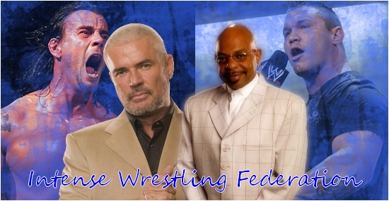 Intense Wrestling Federation