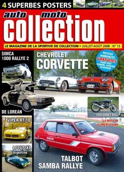 Auto-moto collection M_710410