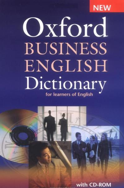 Oxford Business English Dictionary for Learners of English 00155110