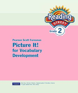 Picture It! for Vocabulary Development, Grade 1, 2, 3 001a6d10