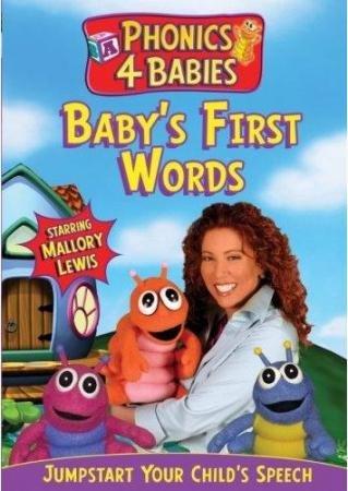 Phonics 4 Babies: Baby?s First Word 001b0810