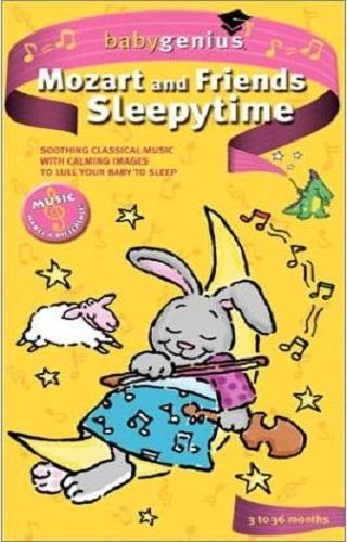 Baby Genius - Mozart and Friends Sleepytime  001b7310