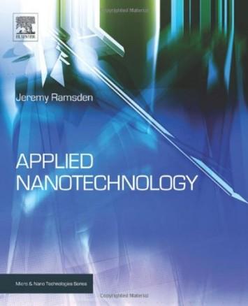 """Jeremy Ramsden, """"Applied Nanotechnology"""" 001e5910"""