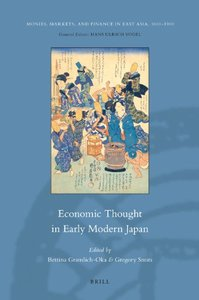 Economic Thought in Early Modern Japan 001f6010