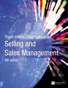 Selling and Sales Management, 8th edition 001f6110