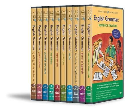 The Complete English Grammar Video Tutorial Series 08055c10